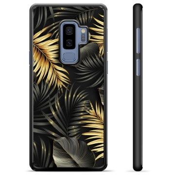 Samsung Galaxy S9+ Protective Cover - Golden Leaves