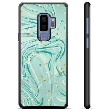Samsung Galaxy S9+ Protective Cover - Green Mint