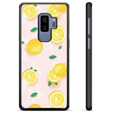 Samsung Galaxy S9+ Protective Cover - Lemon Pattern