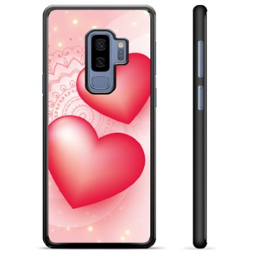 Samsung Galaxy S9+ Protective Cover - Love