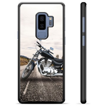 Samsung Galaxy S9+ Protective Cover - Motorbike