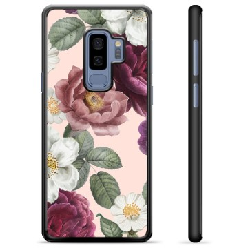 Samsung Galaxy S9+ Protective Cover - Romantic Flowers