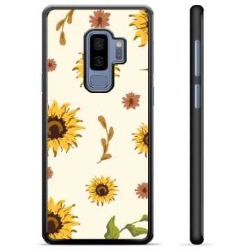 Samsung Galaxy S9+ Protective Cover - Sunflower