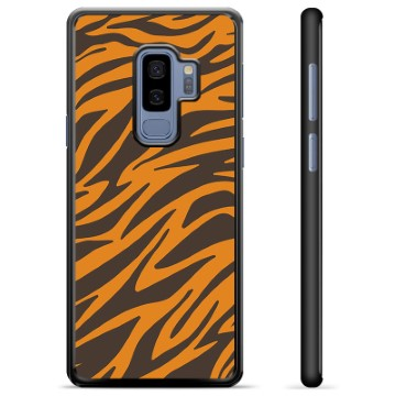 Samsung Galaxy S9+ Protective Cover - Tiger