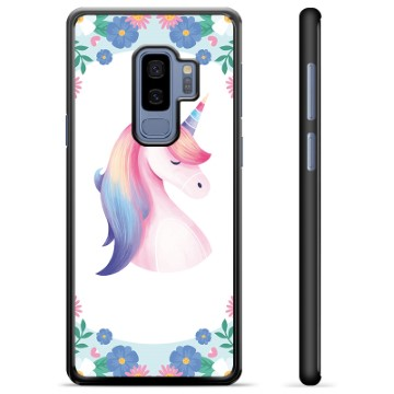 Samsung Galaxy S9+ Protective Cover - Unicorn