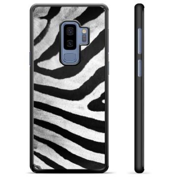 Samsung Galaxy S9+ Protective Cover - Zebra