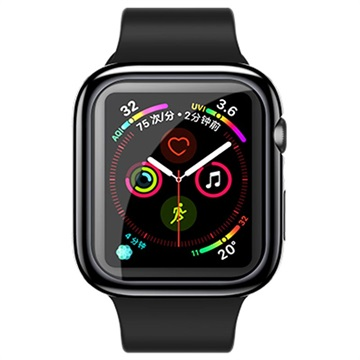 USAMS BH485 Apple Watch Series SE/6/5/4 TPU Case - 40mm - Black