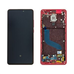 Xiaomi Mi 9T Front Cover & LCD Display - Rojo