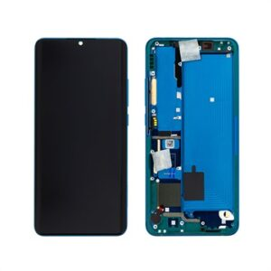 Xiaomi Mi Note 10 Front Cover & LCD Display 56000100F400 - Green