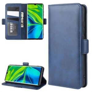 Xiaomi Mi Note 10/10 Pro Wallet Case with Magnetic Closure - Blue