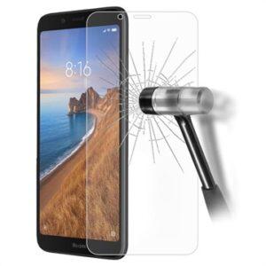 Xiaomi Redmi 7A Tempered Glass Screen Protector - 0.3mm - Transparent