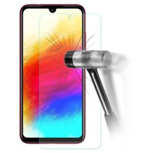 Xiaomi Redmi Note 7, Note 7 Pro Tempered Glass Screen Protector - 9H, 0.26mm - Clear