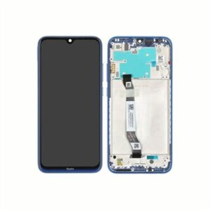 Xiaomi Redmi Note 8 Front Cover & LCD Display 5600030C3J00 - Blue
