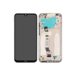 Xiaomi Redmi Note 8 Front Cover & LCD Display 5600040C3J00 - White