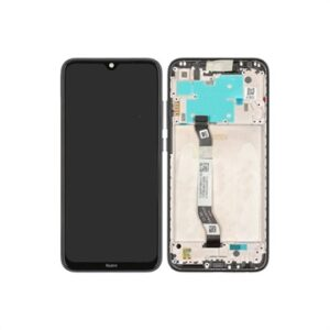 Xiaomi Redmi Note 8 Front Cover & LCD Display 5600050C3J00 - Black