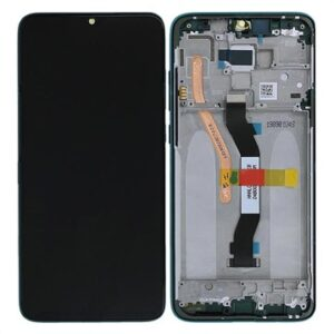 Xiaomi Redmi Note 8 Pro Front Cover & LCD Display 56000400G700 - Green