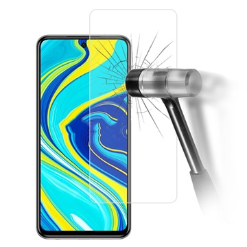 Xiaomi Redmi Note 9 Pro Tempered Glass Screen Protector - 9H - Clear