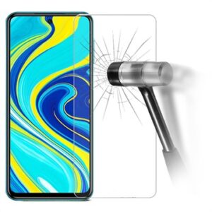 Xiaomi Redmi Note 9S Tempered Glass Screen Protector - 9H - Clear