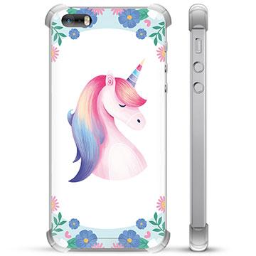 iPhone 5/5S/SE Hybrid Case - Unicorn
