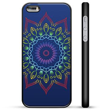 iPhone 5/5S/SE Protective Cover - Colorful Mandala