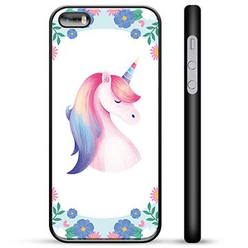 iPhone 5/5S/SE Protective Cover - Unicorn