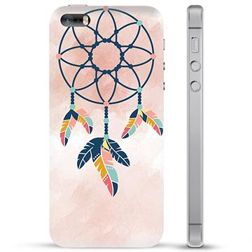iPhone 5/5S/SE TPU Case - Dreamcatcher