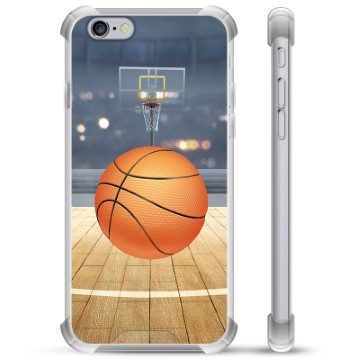 iPhone 6 / 6S Hybrid Case - Basketball