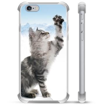 iPhone 6 / 6S Hybrid Case - Cat