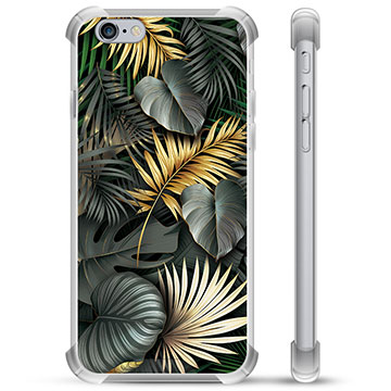 iPhone 6 / 6S Hybrid Case - Golden Leaves