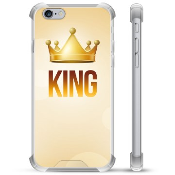 iPhone 6 / 6S Hybrid Case - King