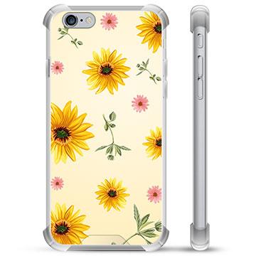 iPhone 6 / 6S Hybrid Case - Sunflower