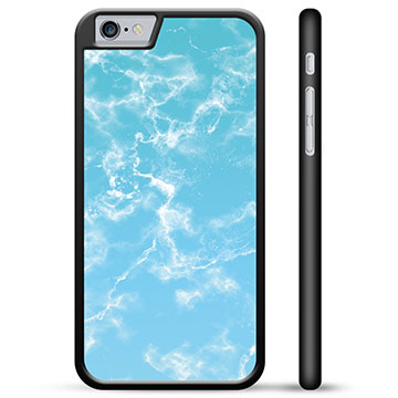 iPhone 6 / 6S Protective Cover - Blue Marble