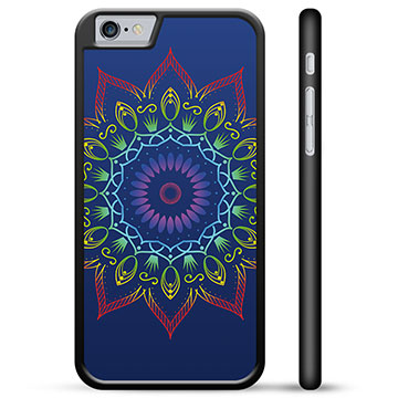 iPhone 6 / 6S Protective Cover - Colorful Mandala