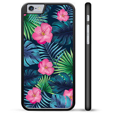 iPhone 6 / 6S Protective Cover - Tropical Flower