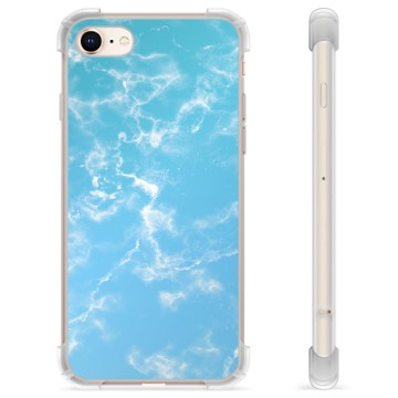iPhone 7/8/SE (2020) Hybrid Case - Blue Marble