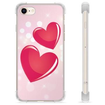 iPhone 7/8/SE (2020) Hybrid Case - Love