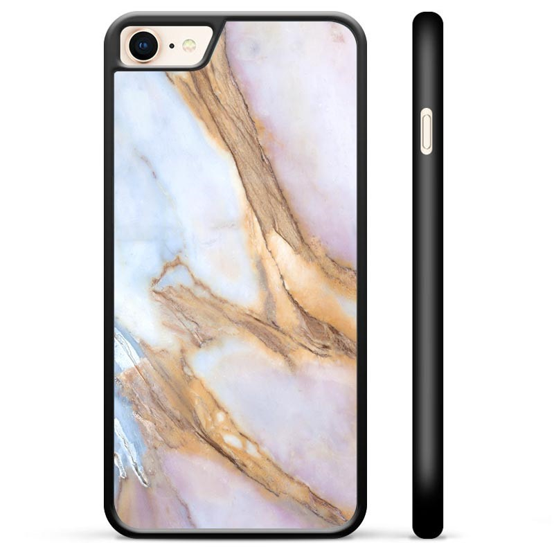 iPhone 7/8/SE (2020) Protective Cover - Elegant Marble