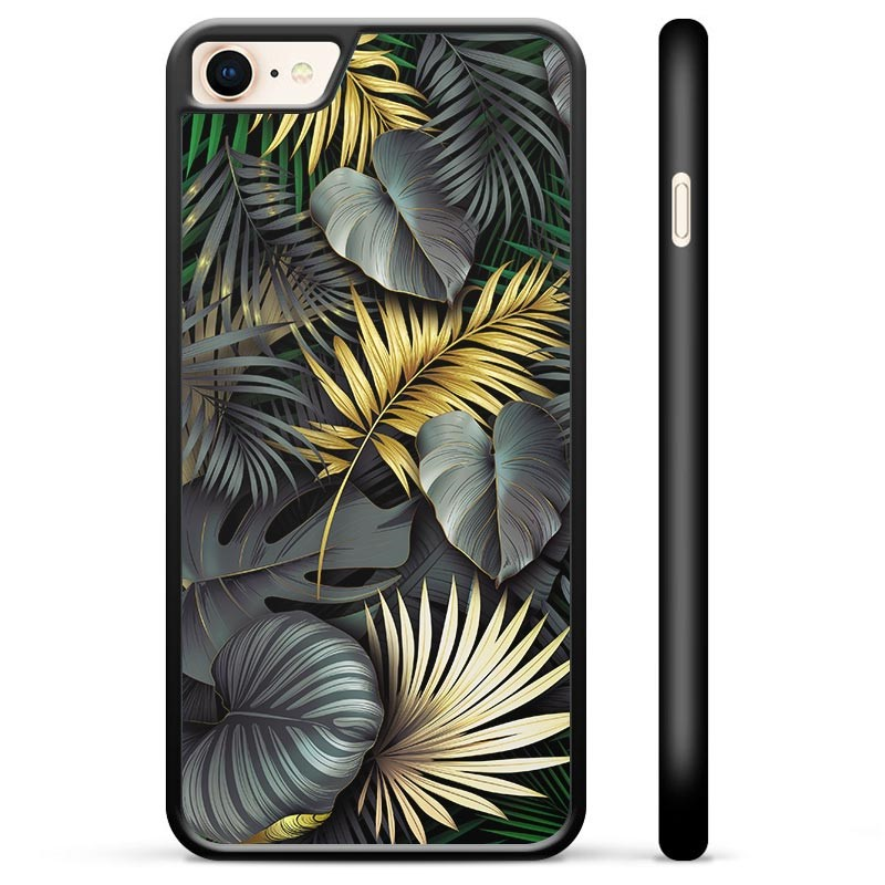 iPhone 7/8/SE (2020) Protective Cover - Golden Leaves
