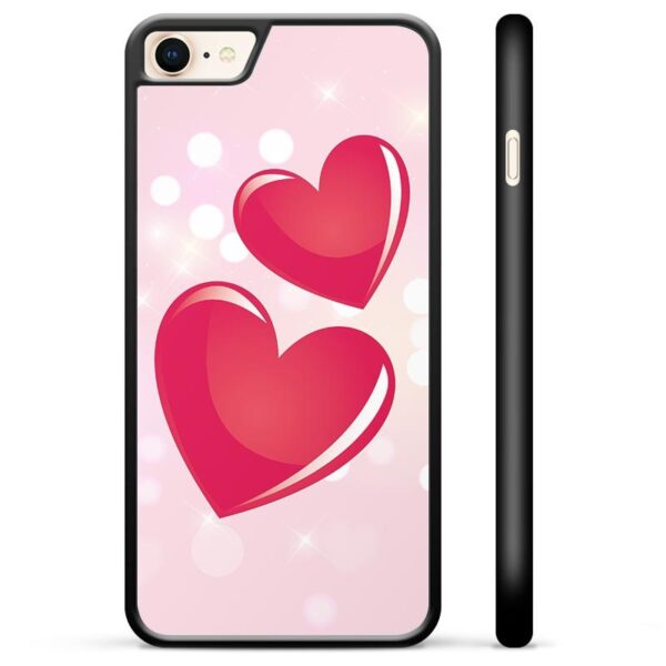 iPhone 7/8/SE (2020) Protective Cover - Love