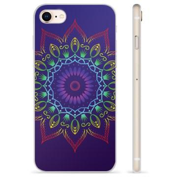 iPhone 7/8/SE (2020) TPU Case - Colorful Mandala
