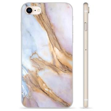 iPhone 7/8/SE (2020) TPU Case - Elegant Marble