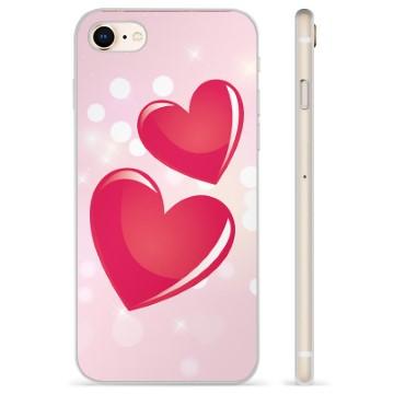 iPhone 7/8/SE (2020) TPU Case - Love