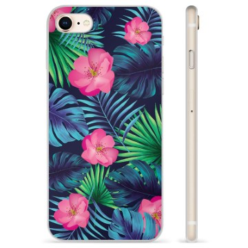 iPhone 7/8/SE (2020) TPU Case - Tropical Flower