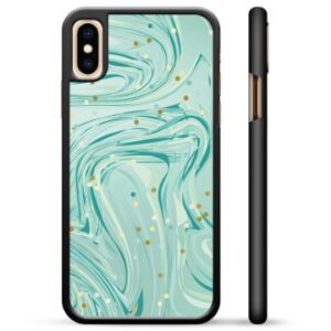iPhone X / iPhone XS Protective Cover - Green Mint