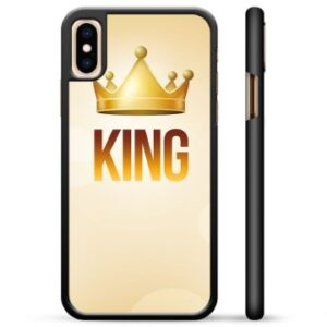 iPhone X / iPhone XS Protective Cover - King