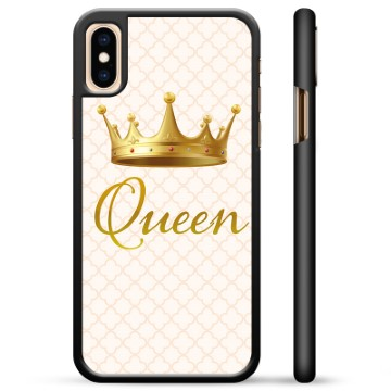 iPhone X / iPhone XS Protective Cover - Queen