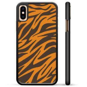iPhone X / iPhone XS Protective Cover - Tiger