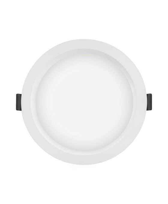 Ledvance LED Downlight Aluminum DN150 14W 830 IP44 | Replaces 1x26W