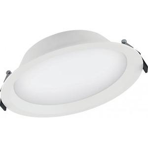 Ledvance LED Downlight Aluminum DN200 25W 865 IP44   Replaces 2x42W
