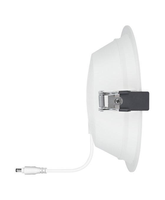 Ledvance LED Downlight Aluminum DN200 35W 830 IP44   Replaces 2x42W